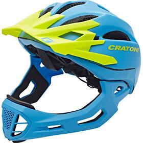 Cratoni C-Maniac Kask rowerowy niebieski